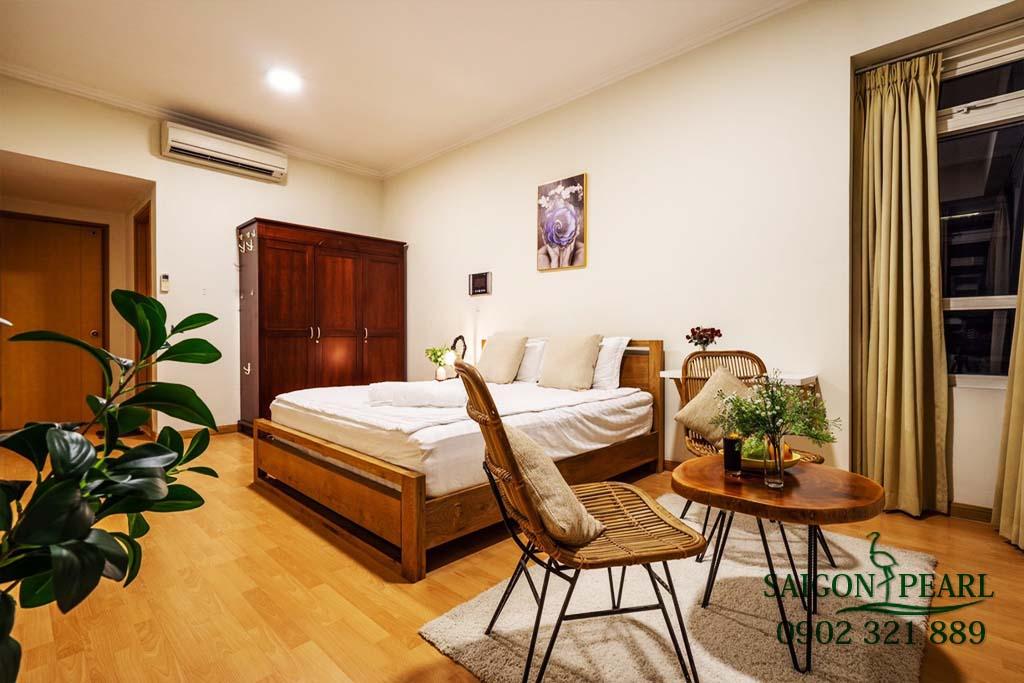 Căn hộ 2 phòng ngủ cao cấp Saigon Pearl cho thuê - 3