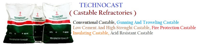 TECHNOCAST Castable & Fire Mortar Product
