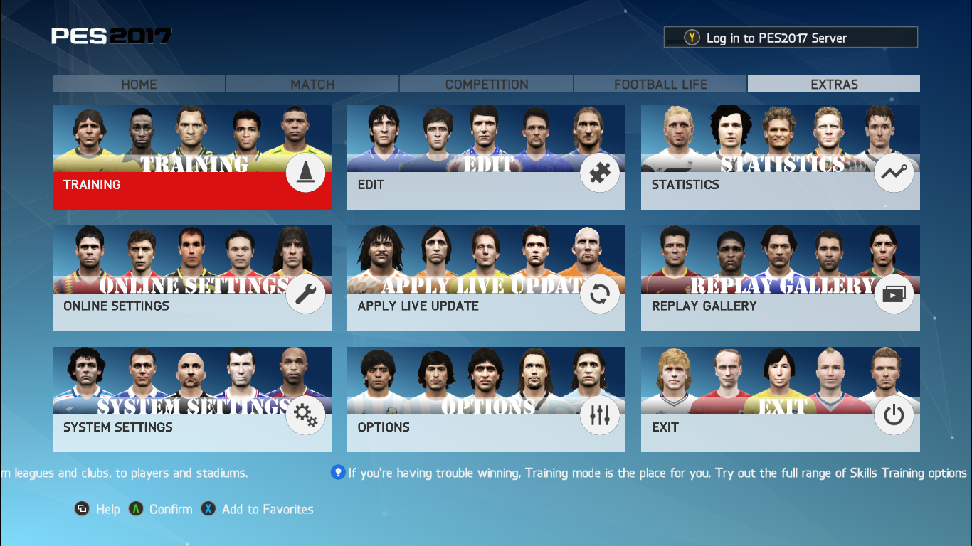 PES 2017 CLASSIC PATCH BY VIERI32 V2 0 All In One (AIO)