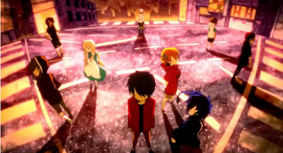 Kagerou Project anime director Mekaku City Actors