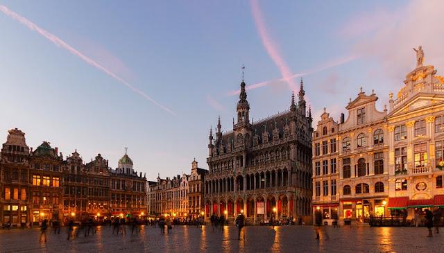Lua de mel em Bruxelas | Bélgica