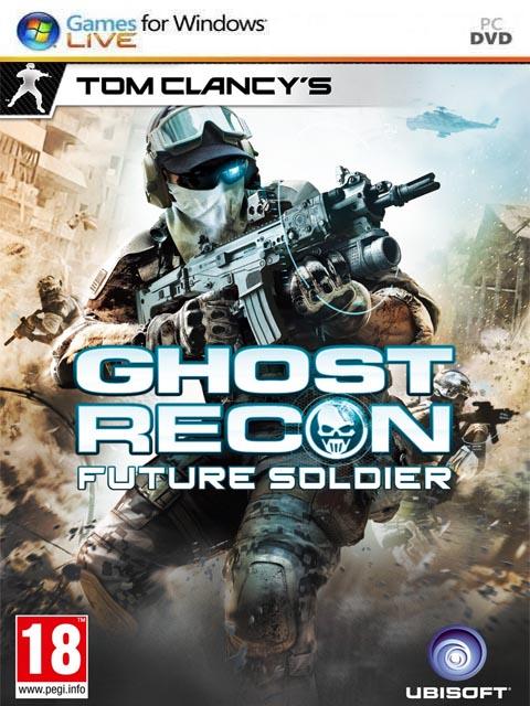 تحميل لعبة Tom Clancy's Ghost Recon Future Soldier برابط مباشر + تورنت