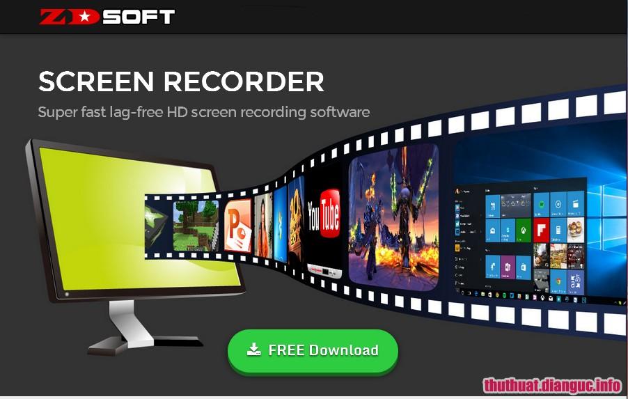 Download ZD Soft Screen Recorder 11.2.0 Full Cr@ck