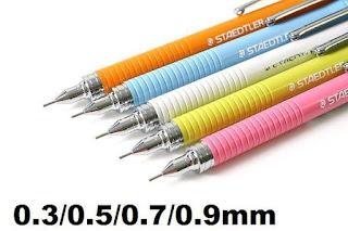 Pensil Isi Ulang Anak Juara