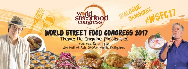World Street Food Congress  Entrance Fee