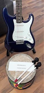 Gitarre, Trommel, Firestarter