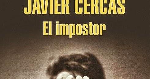 El Impostor Javier Cercas