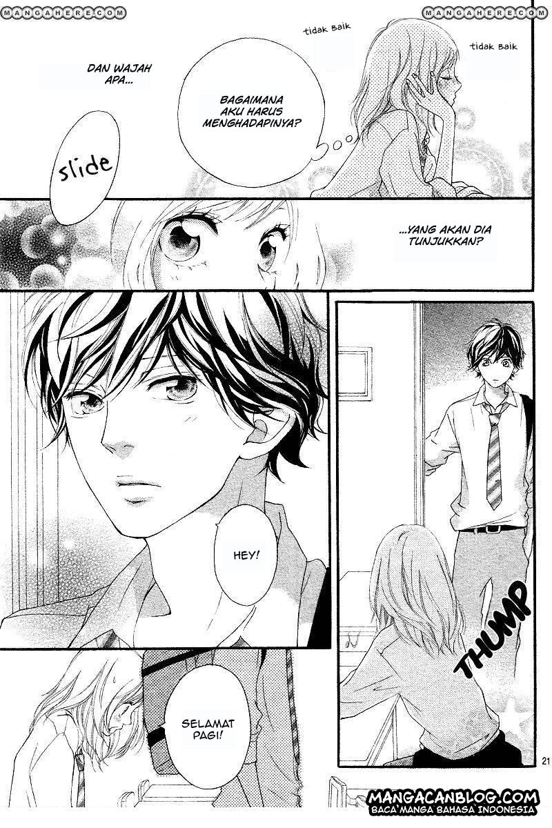 Ao Haru Ride Chapter 14-22