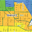 New District #2 Boundary