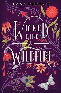 Amber the Blonde Writer - Waiting on Wednesday - Wicked like a Wildfire