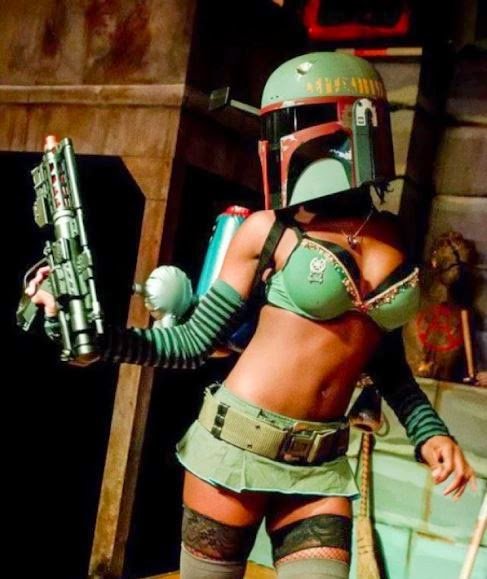 bobba fett female cosplay