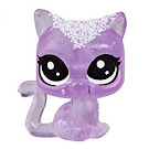 LPS Series 5 Frosted Wonderland Tube Cat (#No#) Pet