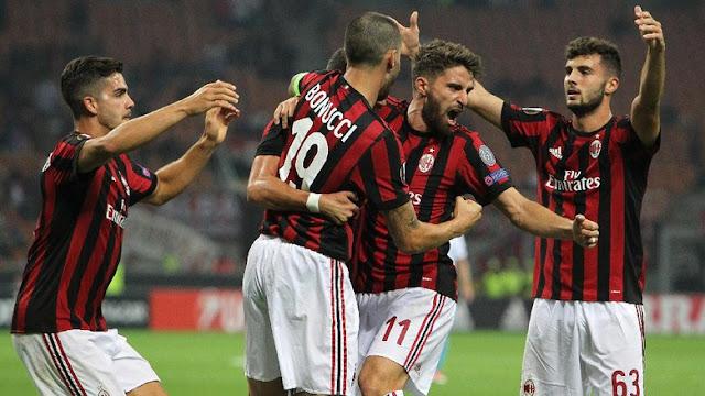 'Milan vs Roma Nilainya Lebih dari Tiga Poin'