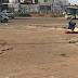 Corpo de mulher é encontrado dentro de caixa na Praça do Trabalhador, em Goiânia