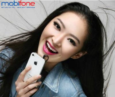 Gói cước gọi 10 phút tính tiền 1 phút của Mobifone