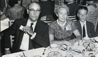 Clase media norteamericana en los años cincuenta
