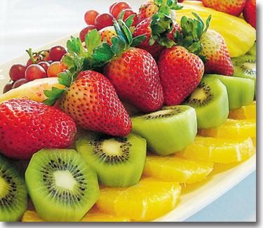 kekal sihat dan cantik dengan mengamalkan pengambilan buah-buahan