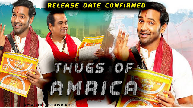 Thugs Of Amrica - Hindi dubbed movie