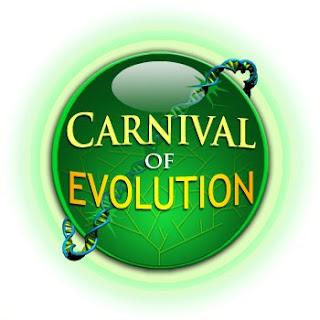 Carnival of Evolution logo