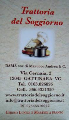 Good food, fine wine !: 331-Trattoria del Soggiorno ...