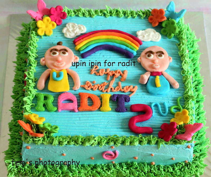 Fem's Kitchen And Story: Upin Ipin For Radit