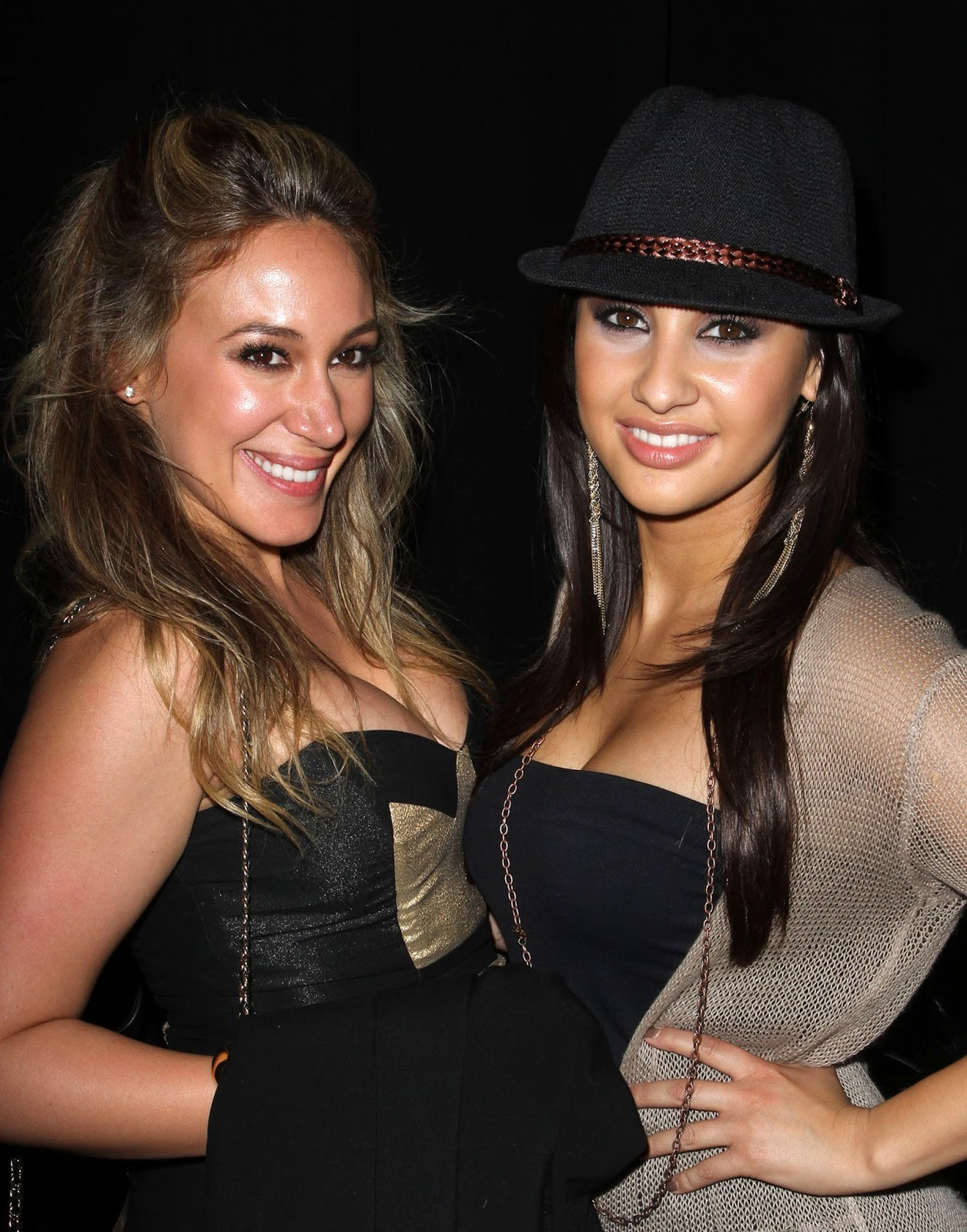 Haylie Duff Hot Cleavage Sexy HQ Photos at Perez Hilton's ...