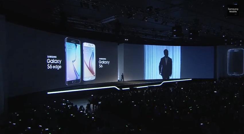 MWC 2015: 三星出招Samsung Pay、旗艦機Galaxy S6/S6 Edge