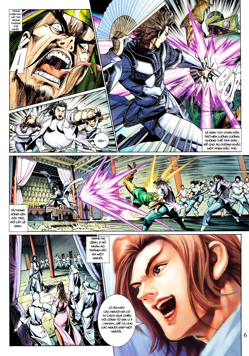 Anh Hùng Xạ Điêu anh hùng xạ đêu chap 35 trang 7