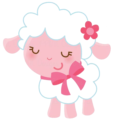 Cute Baby Lamb Drawing