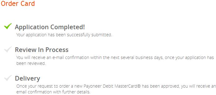 kartu payoneer mastercard