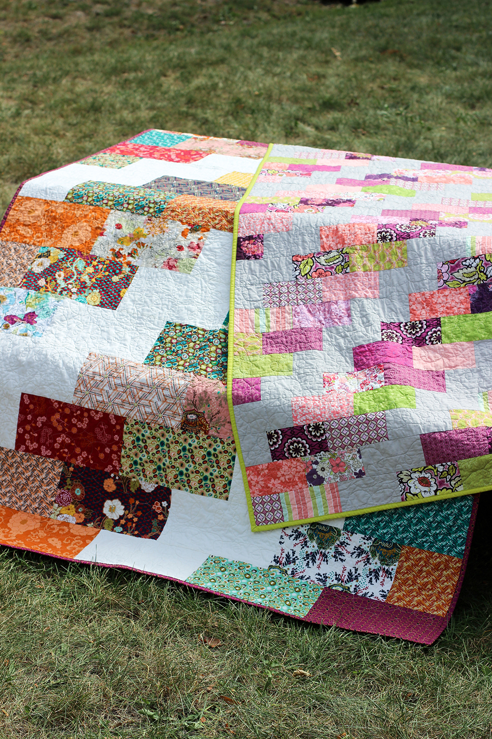 http://www.jenibakerpatterns.com/product/side-braid-quilt-pattern