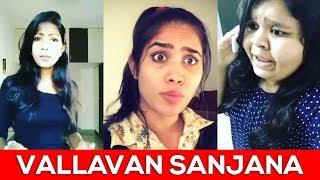 Sanjana Praginsta dubsmash – Vadivelu | Vallavan Simbu