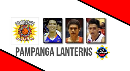 LIST: Pampanga Lanterns Roster 2018 MPBL Anta Datu Cup