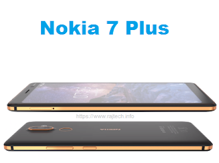 Nokia 7 Plus all Features & Price in India 2018 - rajtech.info