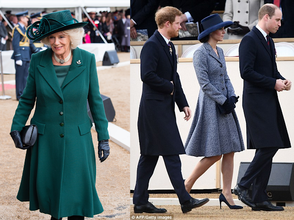 Rodzina Królewska na uroczystości + więcej.