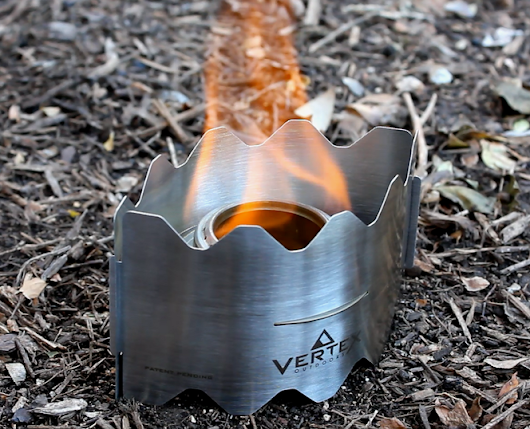 Gear we like: The Vertex Ultralight stove