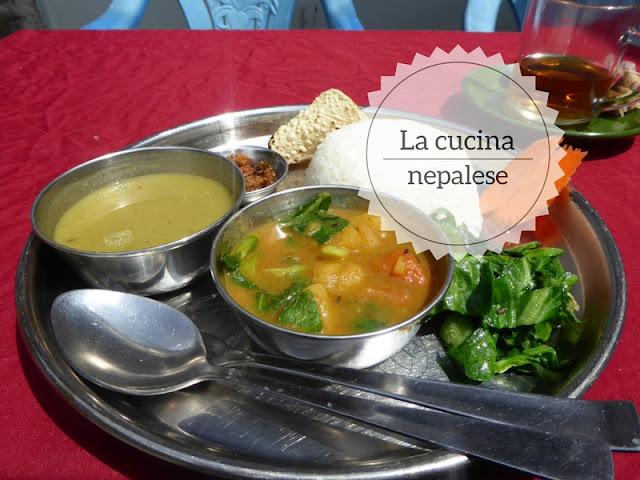 i piatti tipici della cucina nepalese dal bhat
