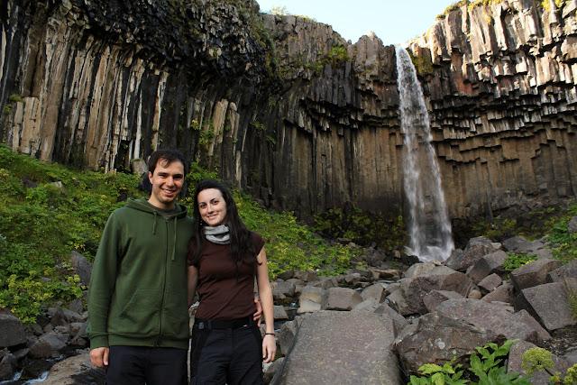 Svartifoss, la cascada de basalto