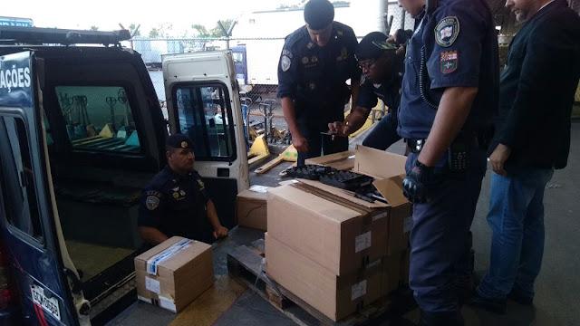 Glock G25   Primeiras imagens dos armamentos doados a Guarda Civil Metropolitana