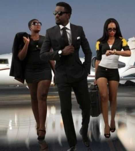 Sarkodie is the Richest Celebrity In Ghana..... MTV Base Reveals