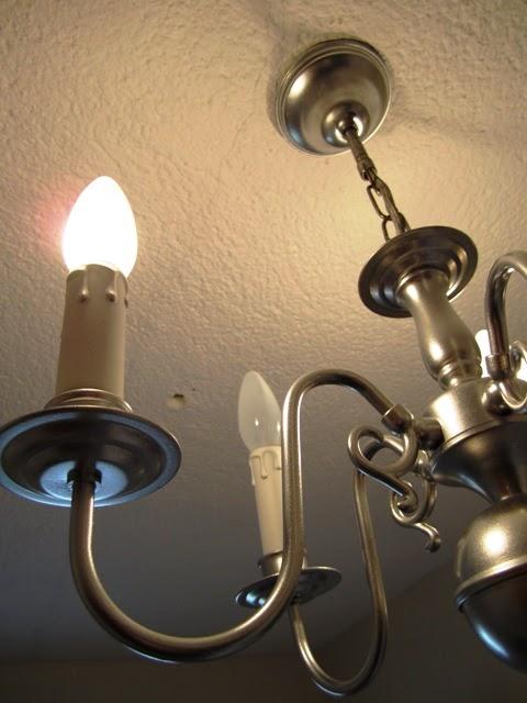 Enero 2012 ministry of deco - Pintar lamparas de techo ...