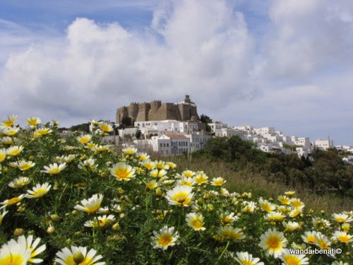 La Chora di Patmos e il Monastero di San Giovanni Teologo