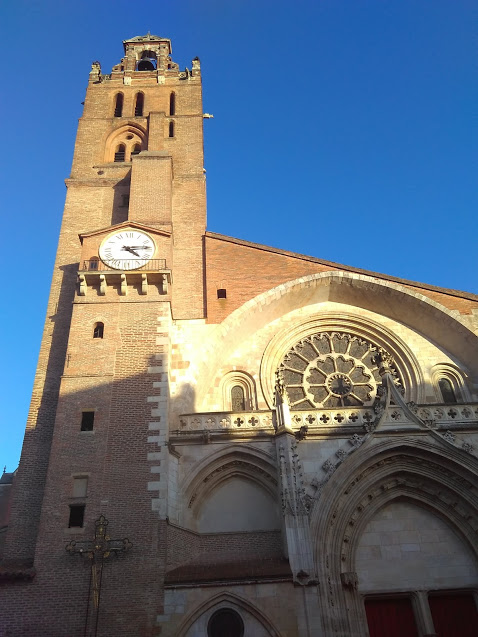 Catedral de Toulouse (Catedral de Saint-Étienne)