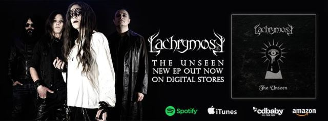 Lachrymose - The Unseen