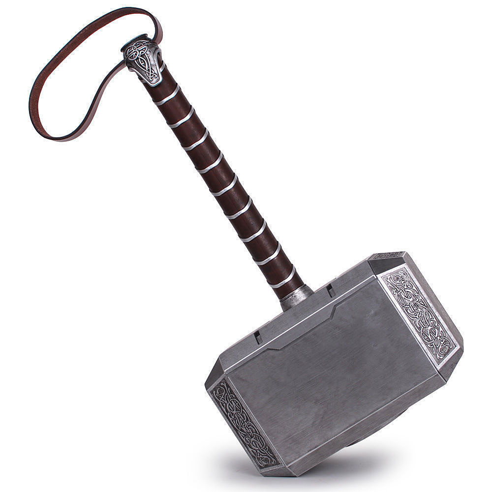 Pre Order This Life Size Mjolnir Replica From Abubot Ph