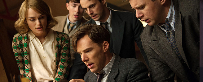 The Imitation Game, Alan Turing, Film, Film Review, Bramble & Thorn