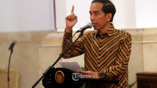 Nasihat Kepada Santri, Presiden Jokowi: Modal Saya Cuma Kerja Keras!