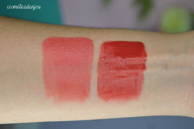 Bbia Last Velvet Lip Tint #16 & #20 Review