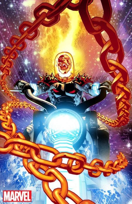 Motorista Fantasma Cósmico (Cosmic Ghost Rider)