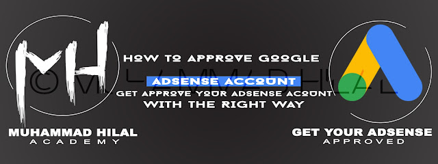 how to approve adsense acount